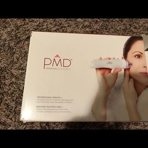 Personal microdermabrasion